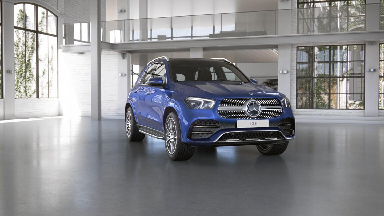 Mercedes-Benz GLE Внедорожник (Sport)