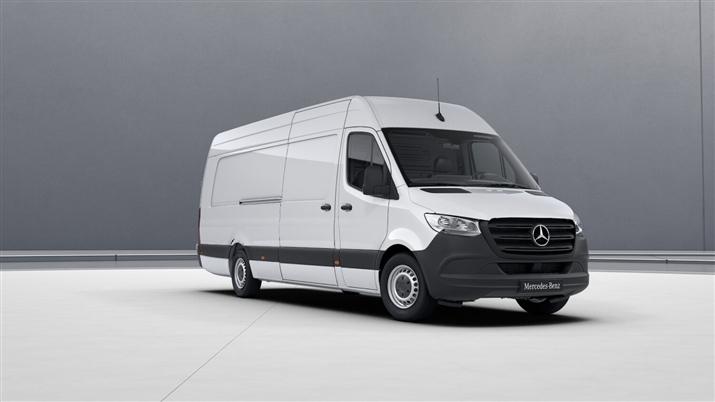 Mercedes-Benz  Sprinter фургон (VS30)