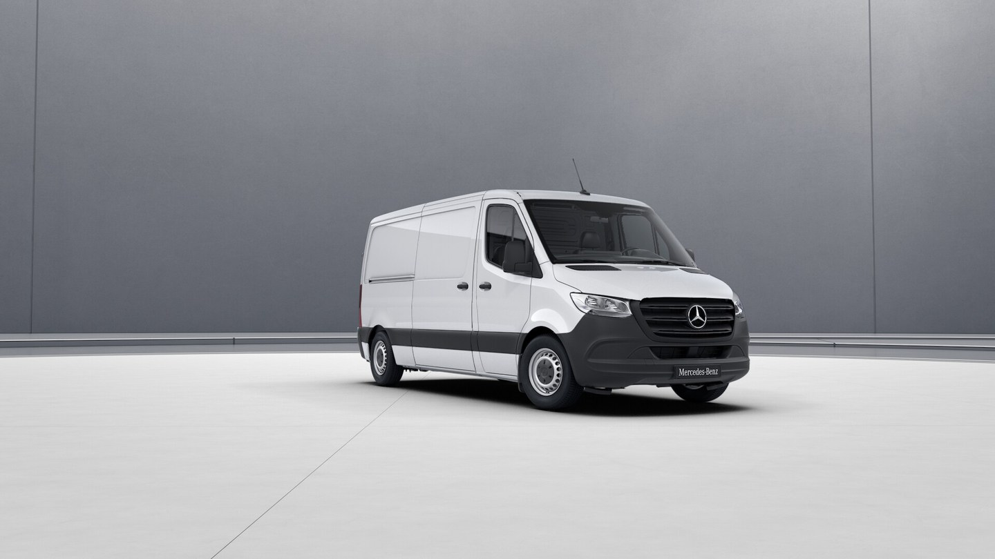 Mercedes-Benz  Sprinter фургон (VS30)