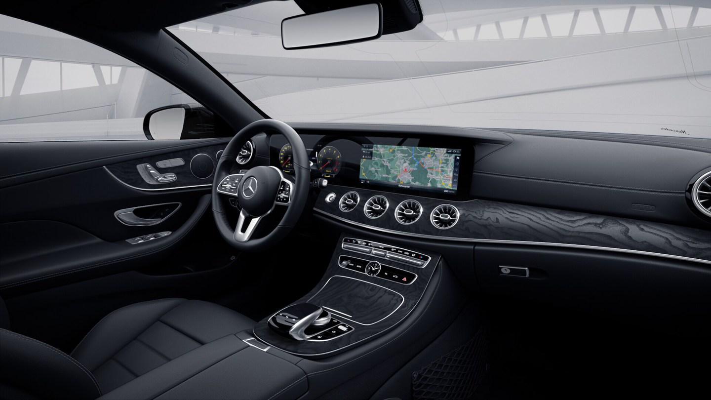 Mercedes-Benz E-Класс купе Купе (E 300)