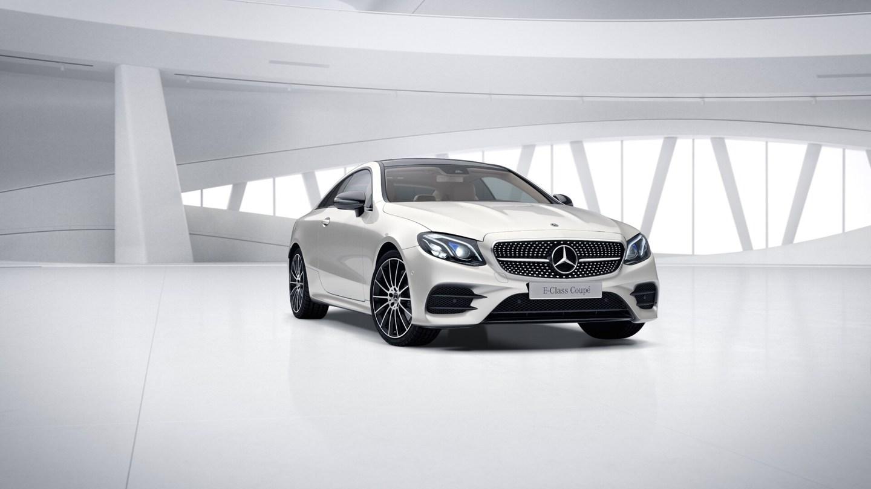 Mercedes-Benz E-Класс купе (E 200)