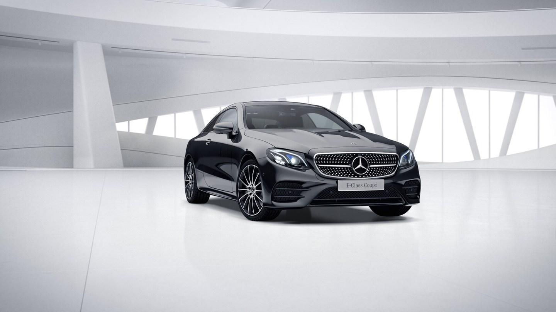 Mercedes-Benz E-Класс купе Купе (E 200)
