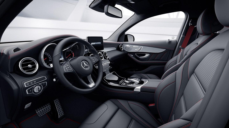 Mercedes-Benz GLC 43 AMG купе Внедорожник (GLC 43 AMG)