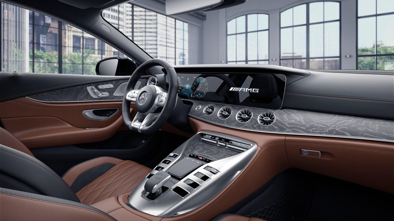 Mercedes-Benz AMG GT 53 Лифтбек (AMG GT 53)
