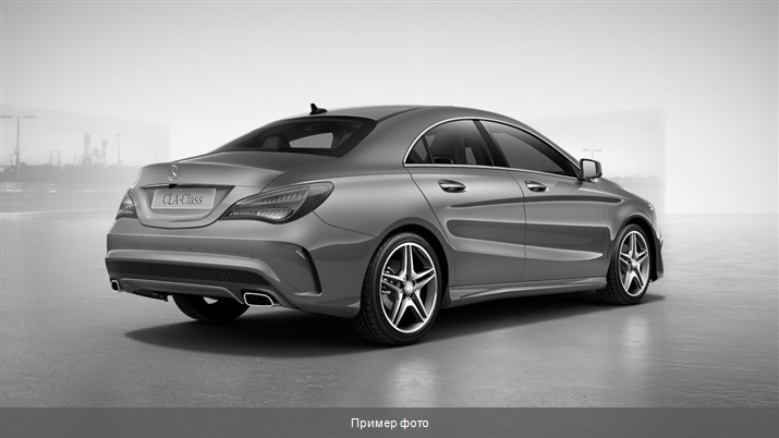 Mercedes-Benz CLA Седан (CLA 200)