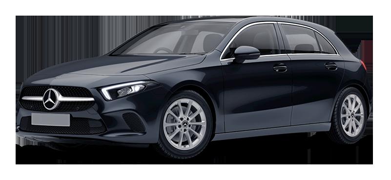 Mercedes_benz A-Класс 1.3 (150 л.с.) 7RT FWD фото