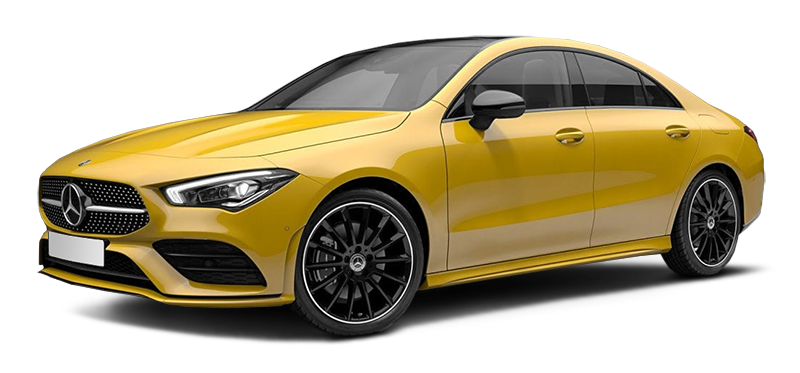 Mercedes_benz CLA 1.3 (163 л.с.) 7RT FWD фото