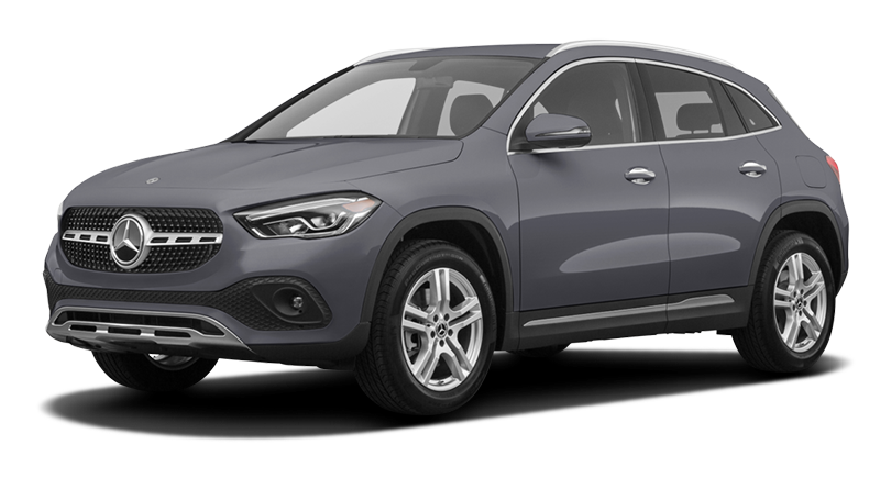 Mercedes_benz GLA 2.0 (306 л.с.) 8RT AWD.