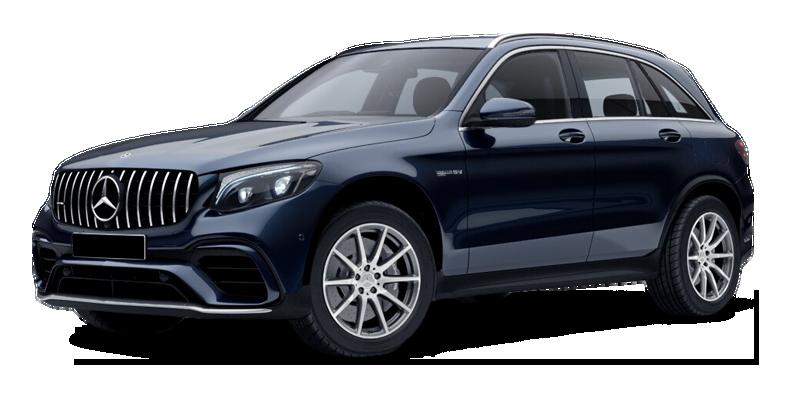 Mercedes_benz GLC 63 AMG 4.0 (476 л.с.) 9AT AWD.