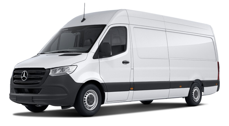Mercedes_benz Sprinter 2.1 (163 л.с.) 6MT RWD.