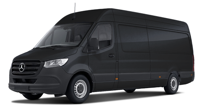 Mercedes_benz Sprinter 2.1 (143 л.с.) 6MT RWD.