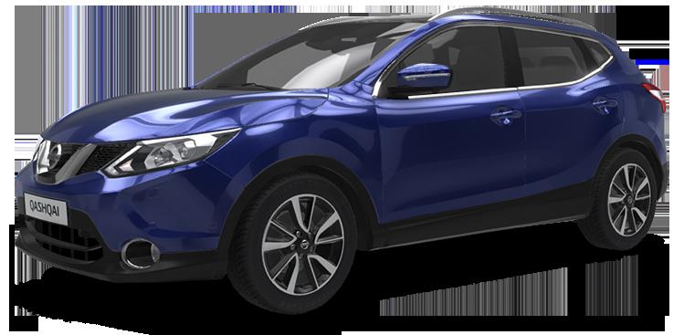 Купить со скидкой Nissan Qashqai 2.0 (144 л.с.) 5CVT AWD