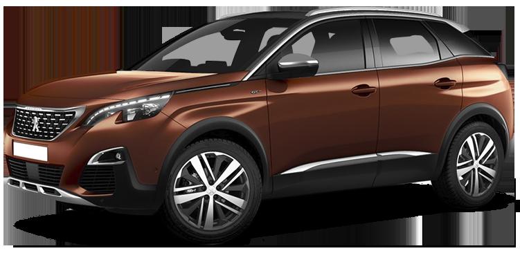 Фото #1: Peugeot 3008 1.6 (150 л.с.) 6AT FWD