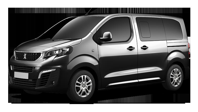 Peugeot Traveller 2.0 (150 л.с.) 6AT FWD фото