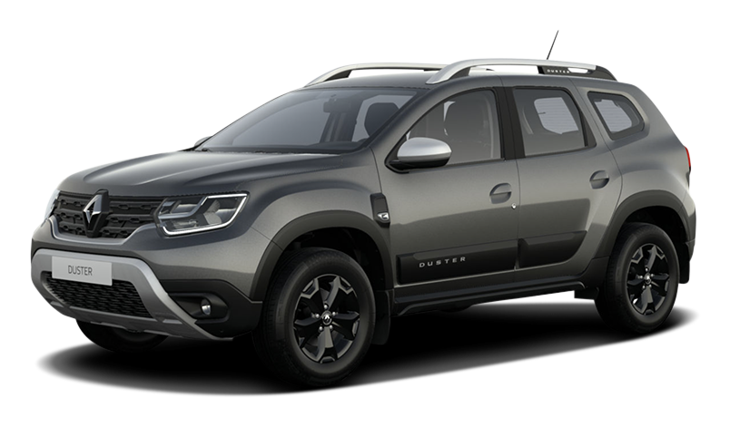 Renault Duster 1.3 (150л.с.) 5CVT AWD <br>г. Нижневартовск