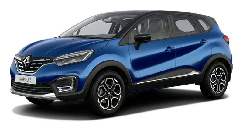 Renault Kaptur 1.3 (150 л.с.) 5CVT AWD фото