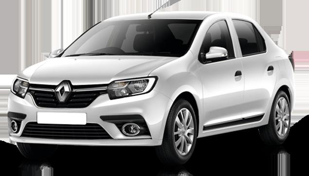 Купить со скидкой Renault Logan New 1.6 (82 л.с.) 5MT FWD