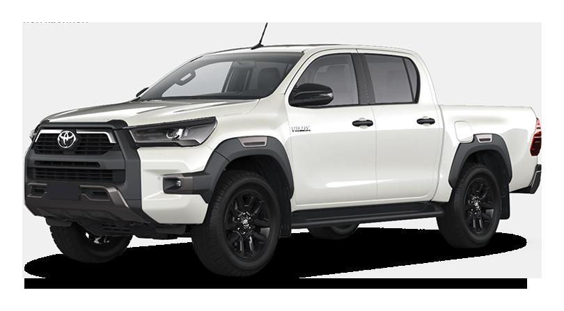 Toyota Hilux 2.8 (200 л.с.) 6AT AWD фото