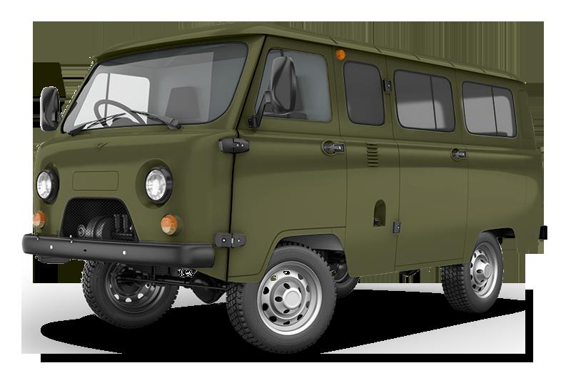 Uaz 2206 (микроавтобус) 2.7 (112 л.с.) 5MT AWD фото