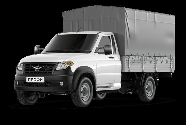 Uaz Профи 2.7 (150 л.с.) 5MT AWD фото