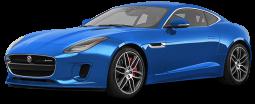 Jaguar  F-Type купе