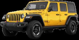 Jeep Wrangler 5D New