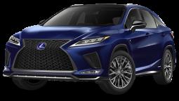 Lexus RX new