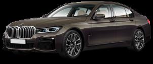 BMW 7 серия new
