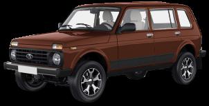 Lada 4x4 5 дверей