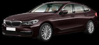 BMW 6 серия GT