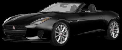Jaguar F-Type кабриолет