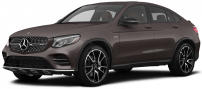 Mercedes-Benz GLC 43 AMG купе