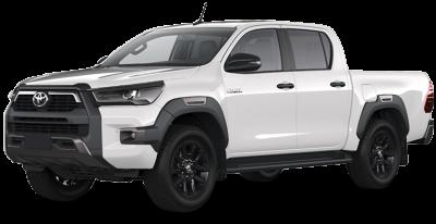 Новый Toyota  Hilux