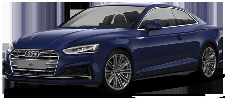 Audi  A5 купе (Sport)
