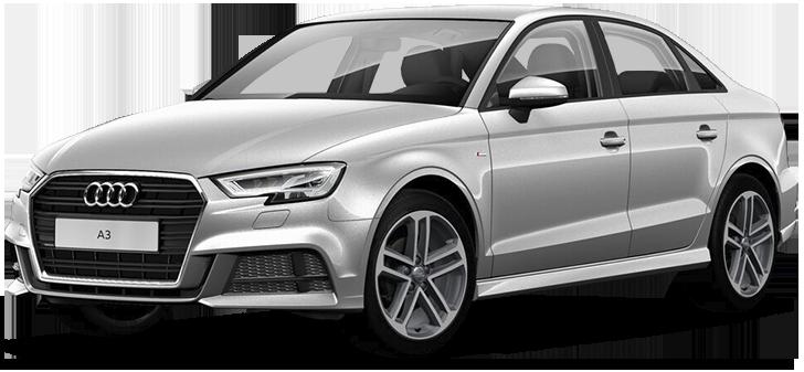 Audi A3 1.4 TFSI S tronic Sport 2020 - комплектация и фото: Робот коробка передач, бензиновый двигатель, цвет: Серый, металлик (Monsoon Grey) у официальных дилеров в Всей России 187659