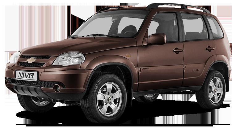 Chevrolet-Niva Niva внедорожник (L)