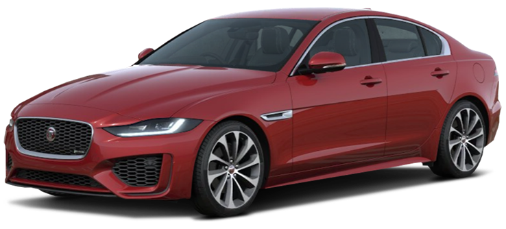 Jaguar XE new Седан (R-Dynamic S)