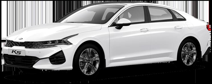 Kia K5 GT Line 2020 - комплектация и фото: Автомат коробка передач, бензиновый двигатель, цвет: Snow White Pearl у официальных дилеров 179718