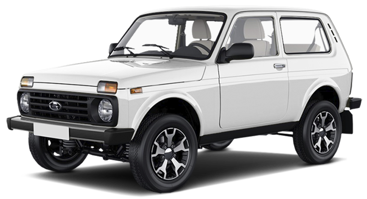 Lada  4x4 3 двери внедорожник (Luxe Кондиционер)