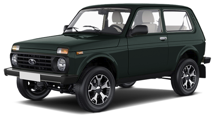Lada  4x4 3 двери внедорожник (Luxe)