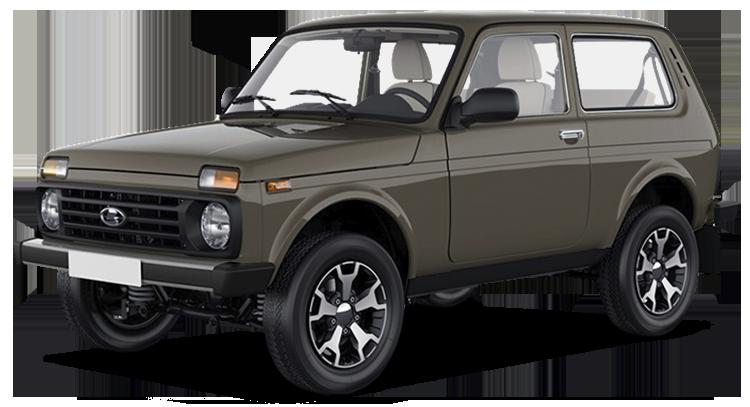 Lada  4x4 3 двери внедорожник (Classic)