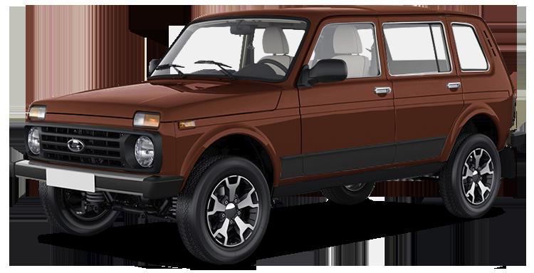 Lada  4x4 5 дверей внедорожник (Classic)