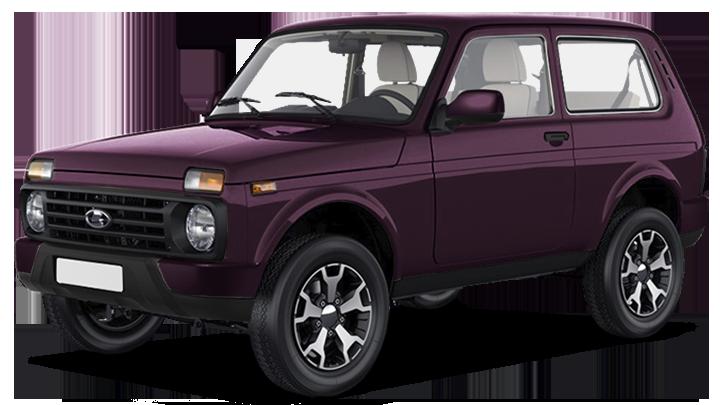 Lada  4x4 Urban  3 двери универсал (Luxe Urban)