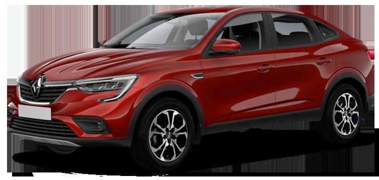 Renault Arkana внедорожник (Edition One)