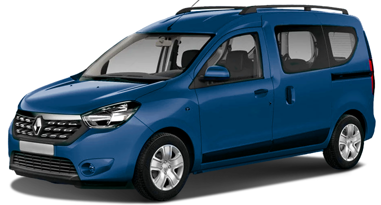 Renault Dokker минивэн (Drive)