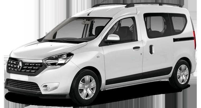 Renault Dokker минивэн (Life)