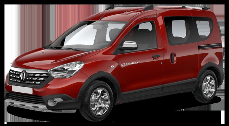 Renault Dokker Stepway минивэн (Drive)
