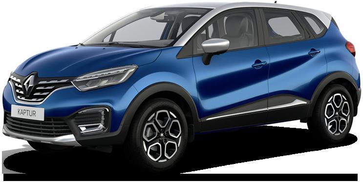 Renault Kaptur new Внедорожник (Drive)