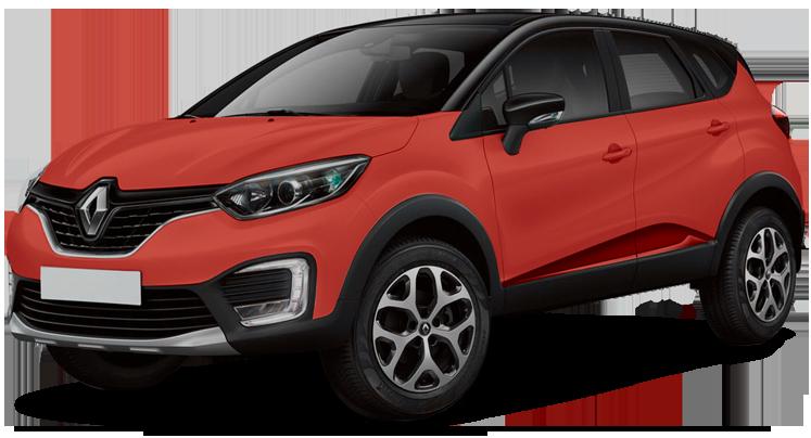 Renault Kaptur внедорожник (Play)