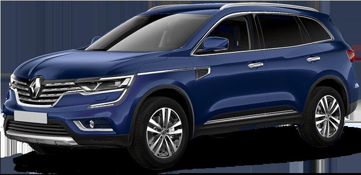 Renault Koleos внедорожник (Premium)